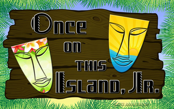 Once On This Island, Jr., Academy Theatre